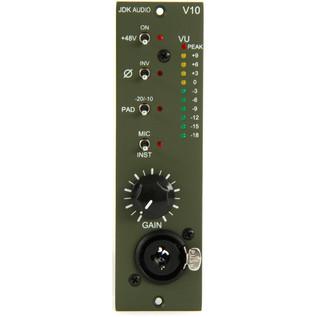 JDK V10 Single Channel Mic Preamp