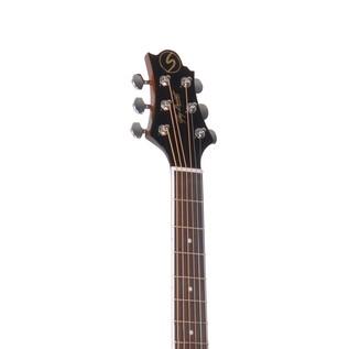Greg Bennett GD-100S Acoustic Guitar, Vintage Sunurst