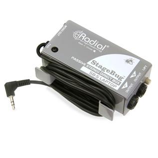 Radial StageBug SB-5 Passive Laptop DI Box