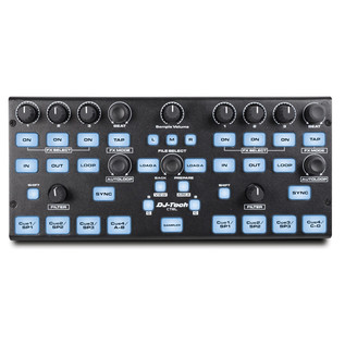 DJ Tech CTRL Plug and Play Midi Controller