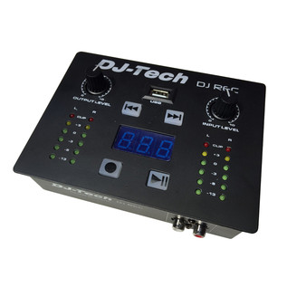 DJ Tech DJ Rec Portable Recording Solution
