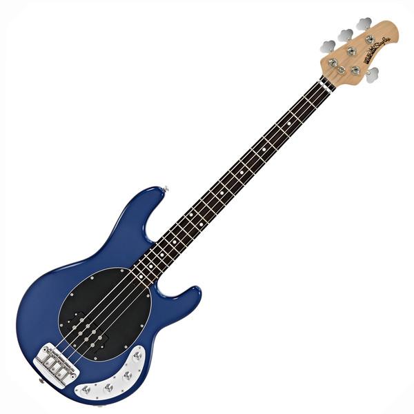 disc music man stingray 3eq bass guitar rn pearl blue at gear4music. Black Bedroom Furniture Sets. Home Design Ideas
