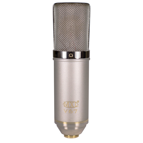 MXL V67G-HE Heritage Edition Condenser Microphone