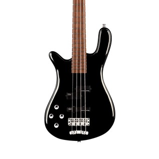 Warwick Rockbass Streamer LX Left Handed 4-String Bass, Black