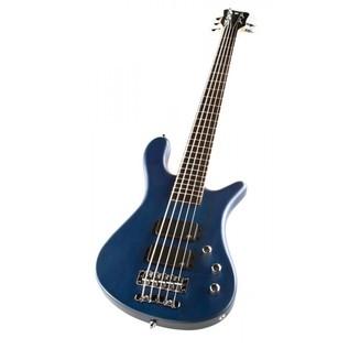 Warwick Rockbass Streamer Standard 5-String Bass, Ocean Blue