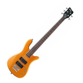 Warwick Rockbass Streamer Standard 5-String Bass, Honey