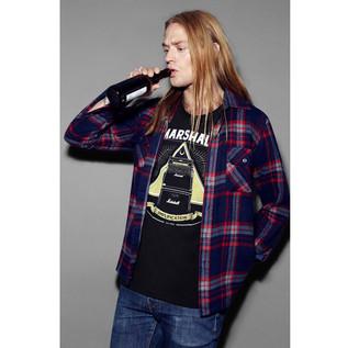 Marshall Standard T-shirt, Weishaupt Graphic, Mens Medium