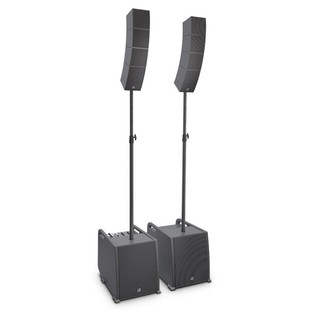 LD Systems CURV 500 PS Portable Array System, Power Set