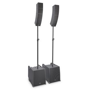 LD Systems CURV 500 PS Portable Array System, Power Set