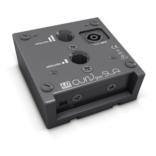 LD Systems CURV 500 PS Portable Array System, Power Set - 8