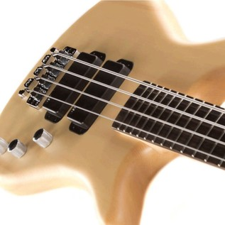 Warwick Rockbass Streamer Standard 5-String Bass, Natural