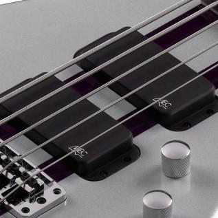 Warwick Rockbass Streamer Standard 5-String Bass, Racing Silver