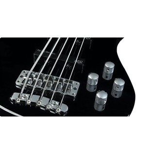 Warwick Rockbass Streamer LX 5-String Bass, Black High Polish