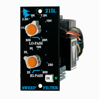 API 215L Discrete HP/LP Sweep Filter