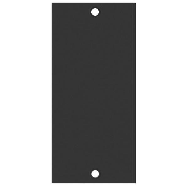 API 200 Series Blank Panel, 1 Slot