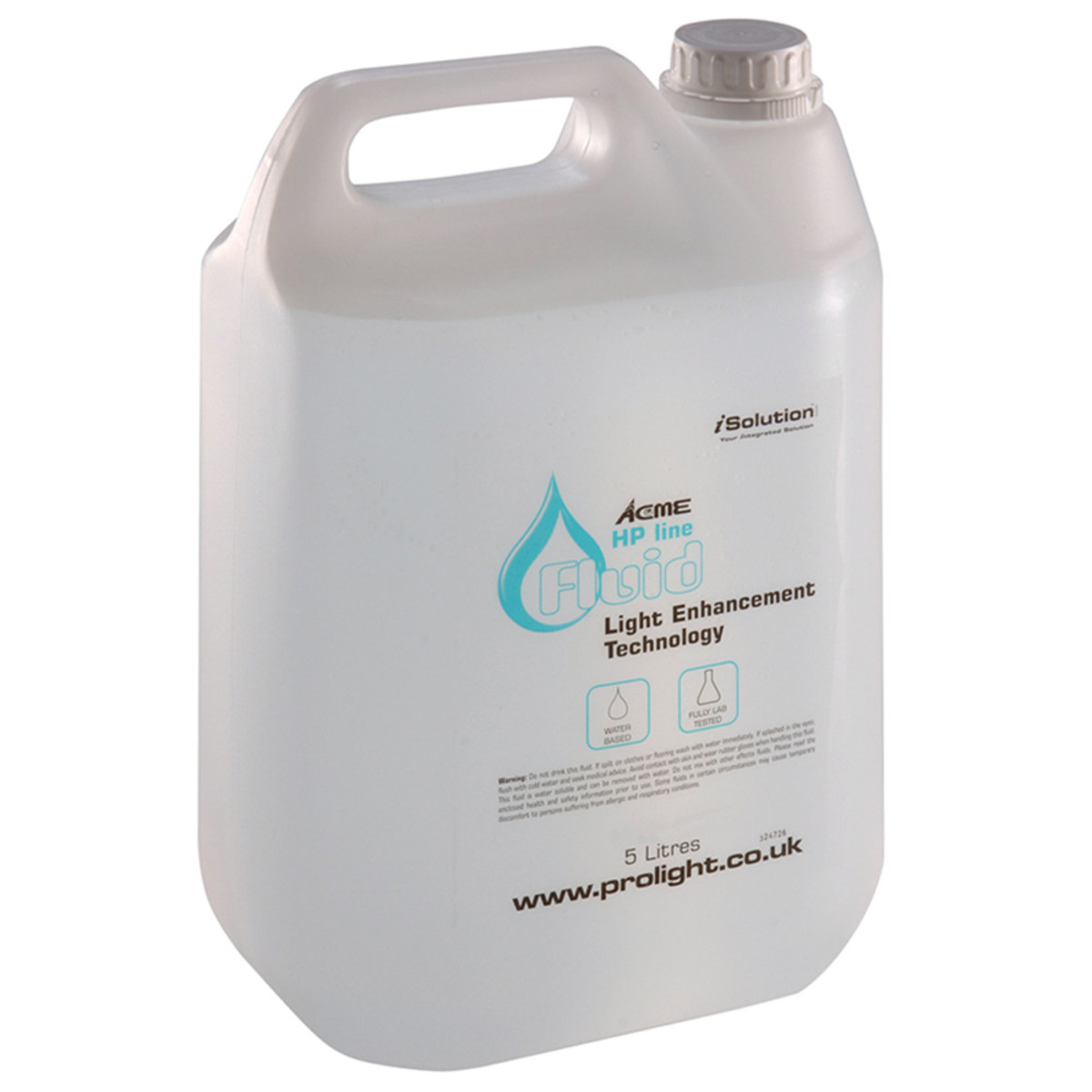 Click to view product details and reviews for Isolution Fluid 5lt Low Fog.