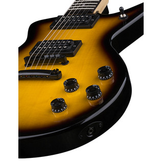 Dean Cadillac X Electric Guitar, Trans Brazilia