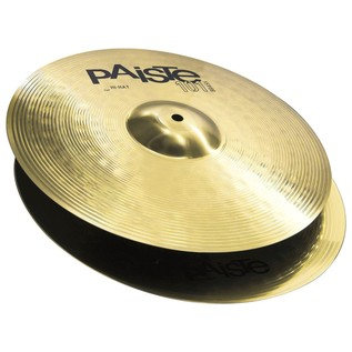 Paiste 101 Brass 13'' Hi-Hat Cymbals
