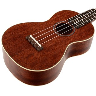 Sigma SUM-2C Concert Ukulele, Natural with Bag
