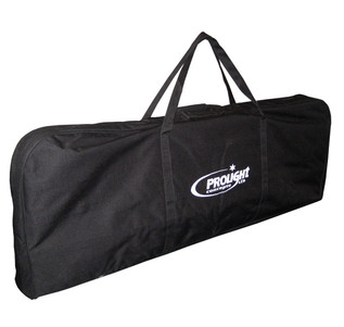 Rhino Twin Bar 4' Pro Disco Stand -  Bag