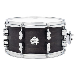 PDP 13x7 Maple Shell Snare with Black Wax Finish