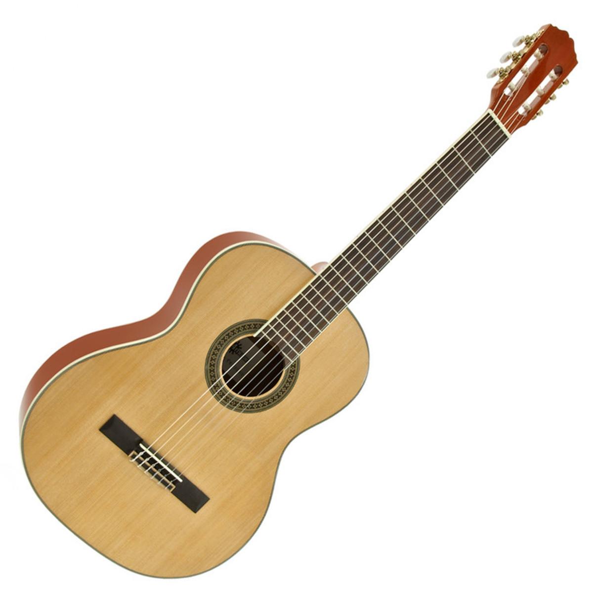 guitare classique deluxe par gear4music comme neuf. Black Bedroom Furniture Sets. Home Design Ideas