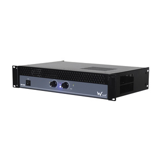 W Audio EPX 500 Amplifier - Side View