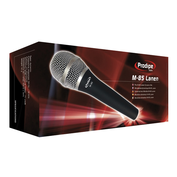 Prodipe M85 Dynamic Mic - Boxed