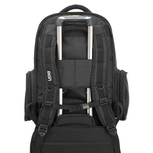 UDG Ultimate BackPack, Black with Orange Lining - 5