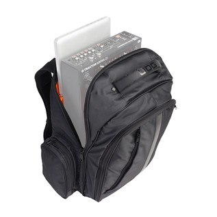 UDG Ultimate BackPack, Black with Orange Lining - 3