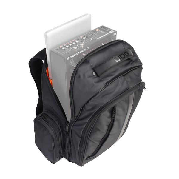 UDG Ultimate BackPack, Black with Orange Lining - 3