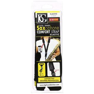 BG A T Saxophone Comfort Elastic Strap