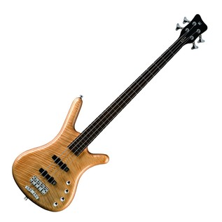 Warwick Rockbass Corvette Premium 4-String Bass, Natural