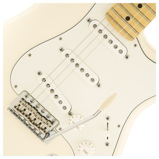 American Special Stratocaster, Olympic White