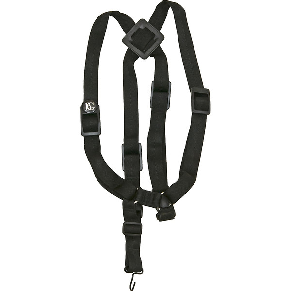 BG Bassoon Nylon Harness Shoulder Strap, Men
