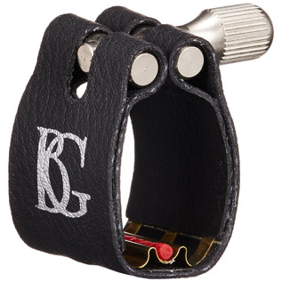 BG Bb Clarinet Revelation Ligature - Brass