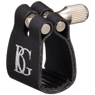 BG Bb Clarinet Standard Ligature - Rubber Suport