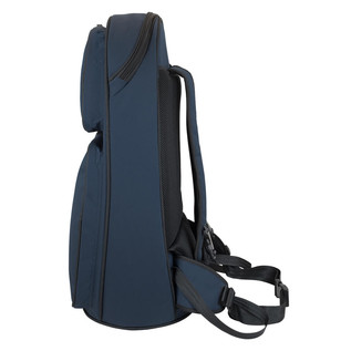Tom and Will 26TH Tenor Horn Gig Bag, Black and Blue