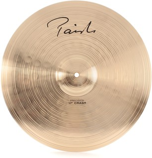 Paiste Signature Precision 17'' Crash Cymbal