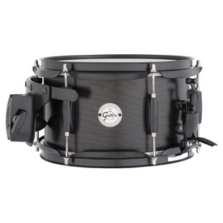 Gretsch Silver Series Snare Drum 10 x 6 Ash, Satin Ebony/Black HW
