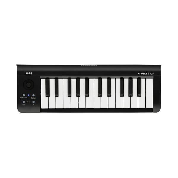 Korg microKey AIR 25-Key Bluetooth MIDI Keyboard