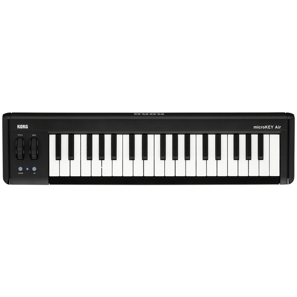 Korg microKey AIR 37-Key Bluetooth MIDI Keyboard