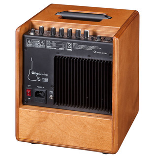 Acus One 5 Acoustic Amp, Wood
