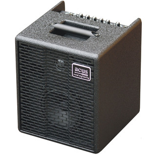 Acus One 5 Acoustic Amp, Black