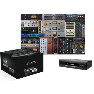 Universal Audio UAD-2 Satellite Thunderbolt - OCTO Ultimate 4 - Bundle View