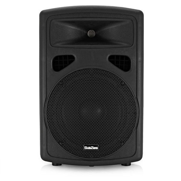 "SubZero 400W Passive 10"" ABS Speaker by Gear4music"