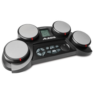 Alesis CompactKit 4 Tabletop Electronics Drum Kit