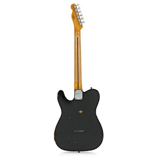 Fender Custom Shop Limited Relic Tele Caballo Tono, Black