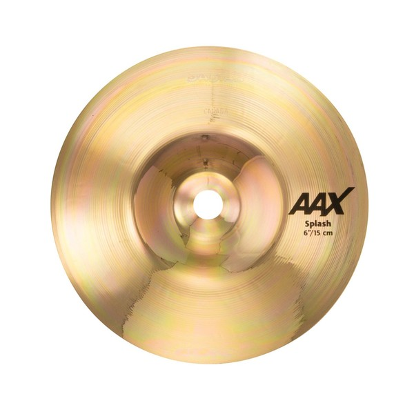 "Sabian AAX Series Splash 6"" Cymbal"