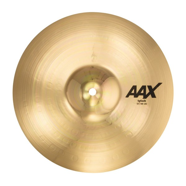 "Sabian AAX Series Splash 12"" Cymbal"